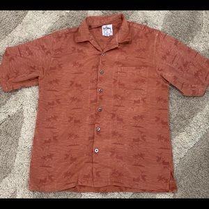 Men's Medium AFTCO Guy Harvey Shirt
